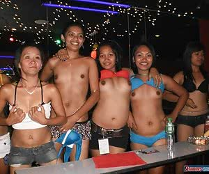 Philippine Bar Girls